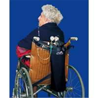 Air Lift Wheelchair / Scooter Oxygen Cylinder Bags for M6...