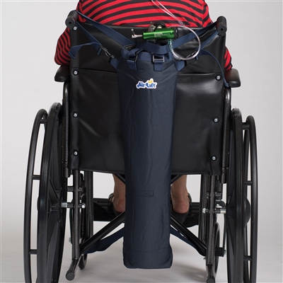 Wheelchair Oxygen Cylinder Bag For D And E Size